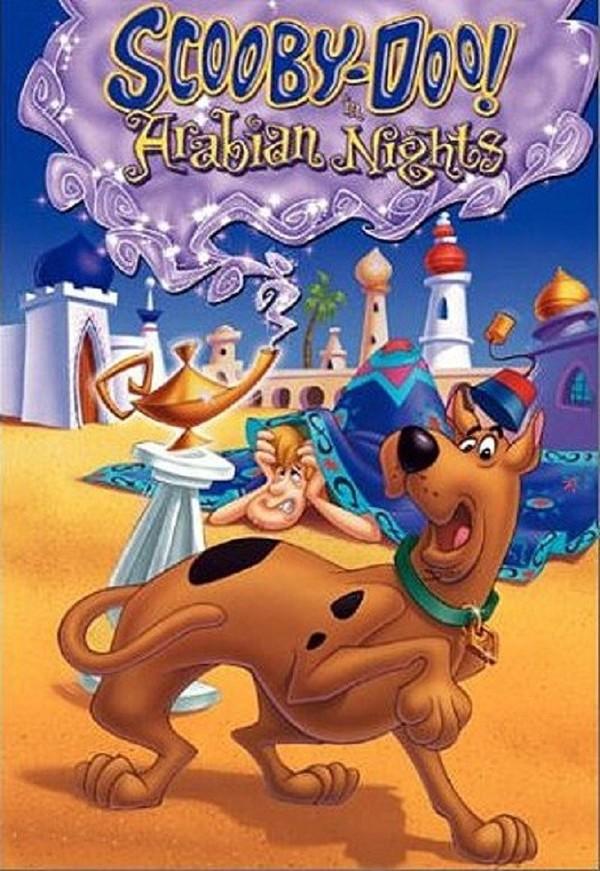 Scooby-Doo: Arabské noci online