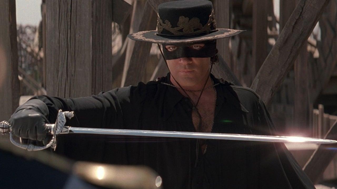 Zorro: Tajemná tvář