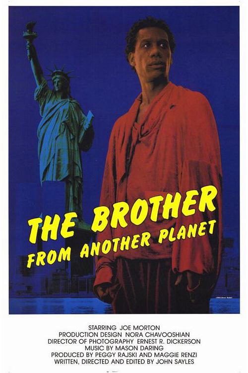 Bratr z jiné planety online