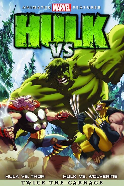 Hulk Vs. online