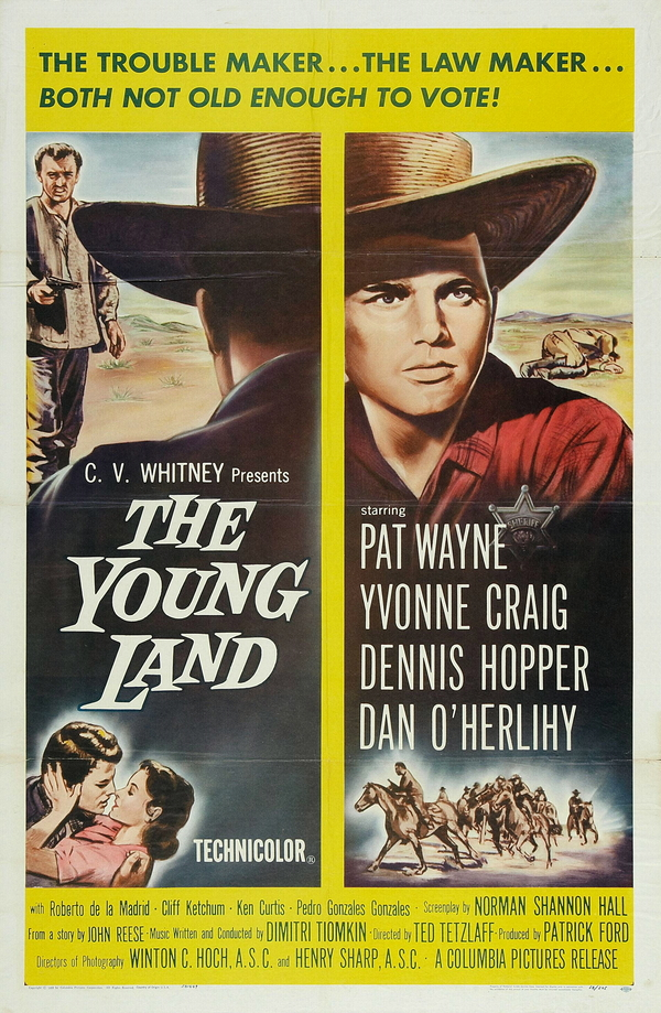 The Young Land online