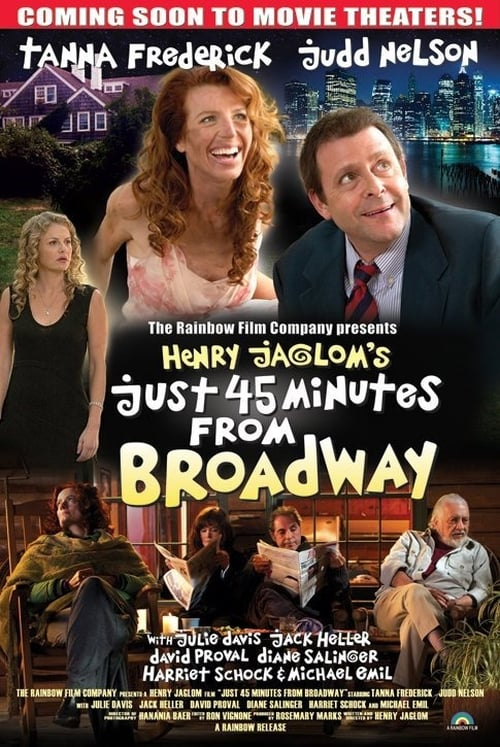 Just 45 Minutes from Broadway online