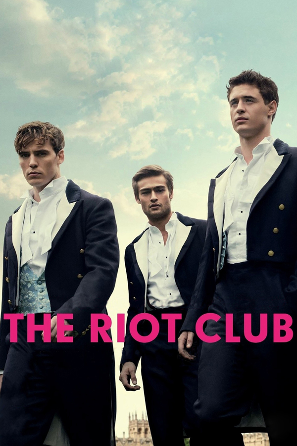 The Riot Club online