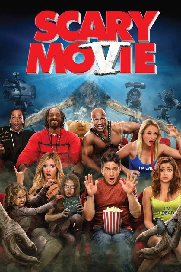 Scary Movie 5 - Tržby a návštěvnost