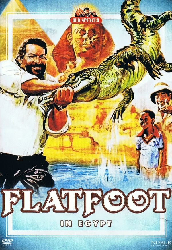 Flatfoot in Egypt