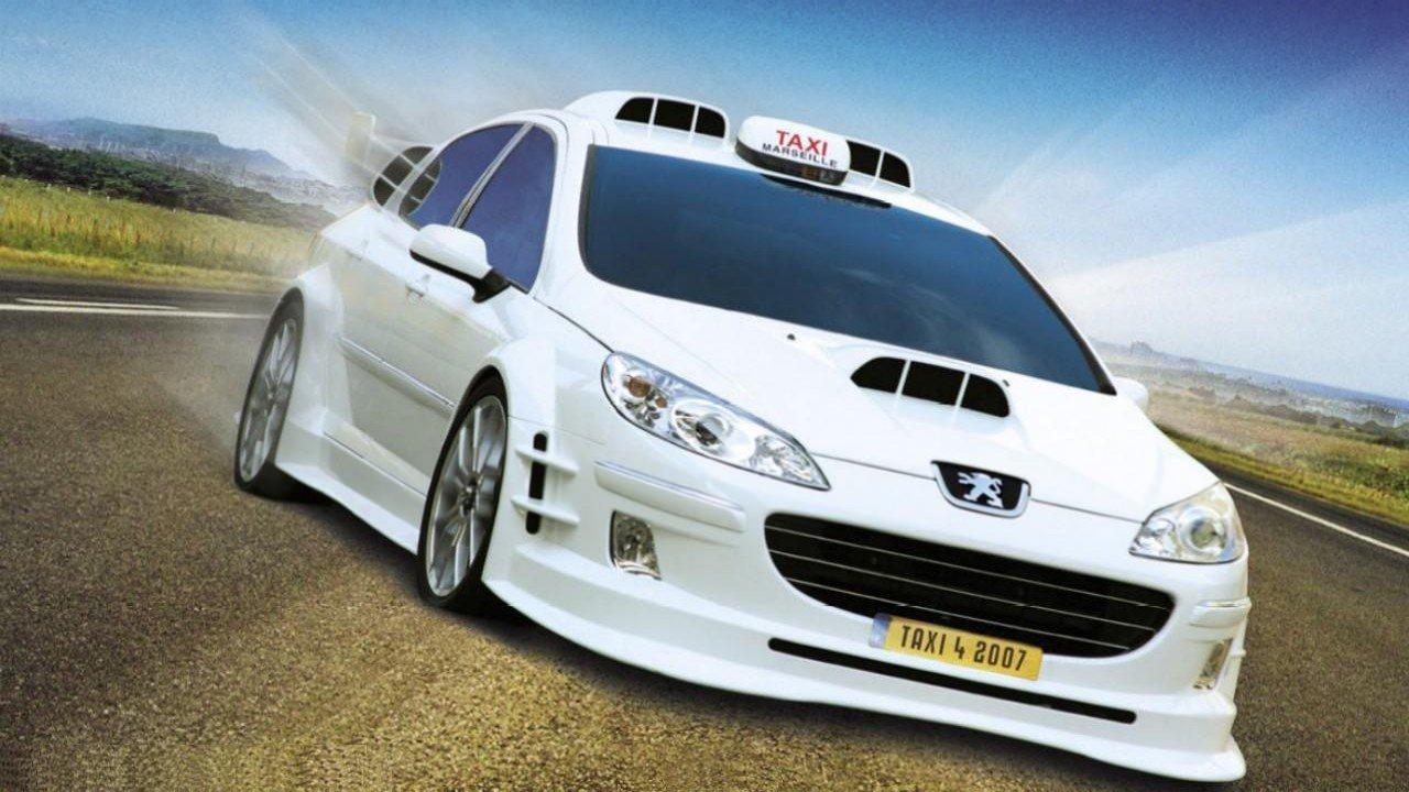 Taxi 4 - Tržby a návštěvnost