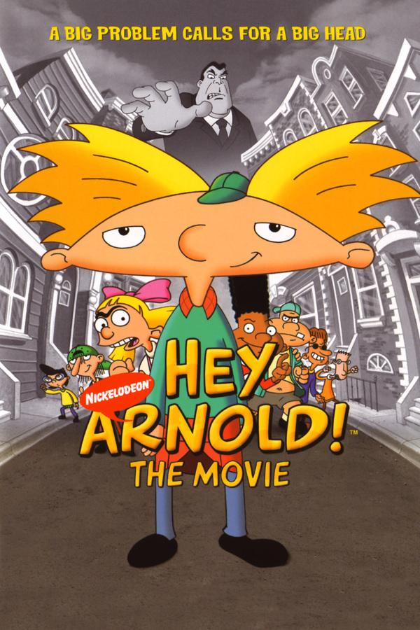 Arnoldovy patálie online