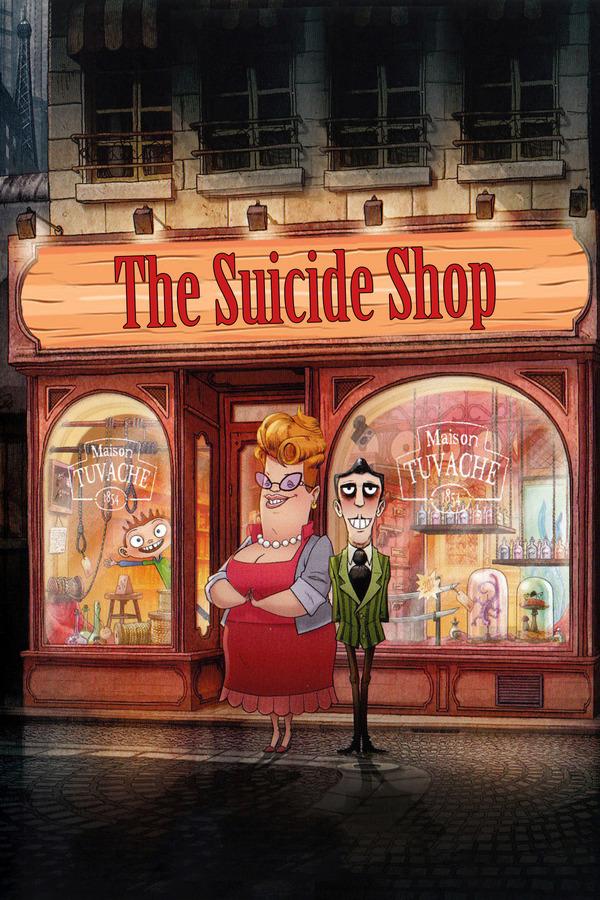 Obchod pro sebevrahy online