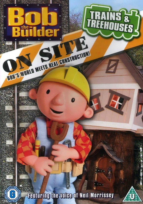 Bob the Builder On Site: Trains & Treehouses online