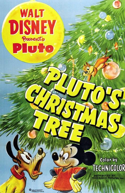 Pluto's Christmas Tree online