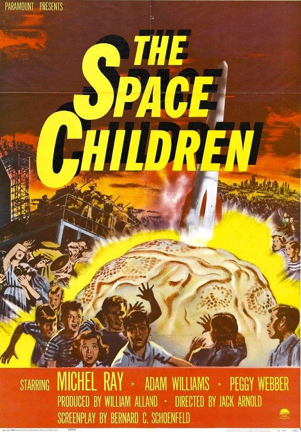 Space Children online
