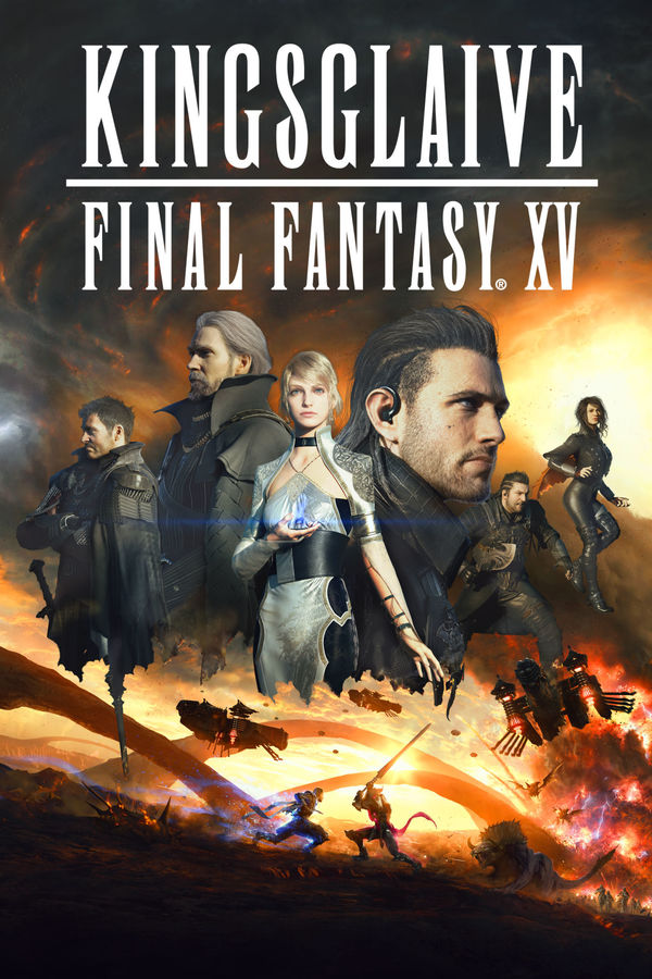 Kingsglaive: Final Fantasy XV online