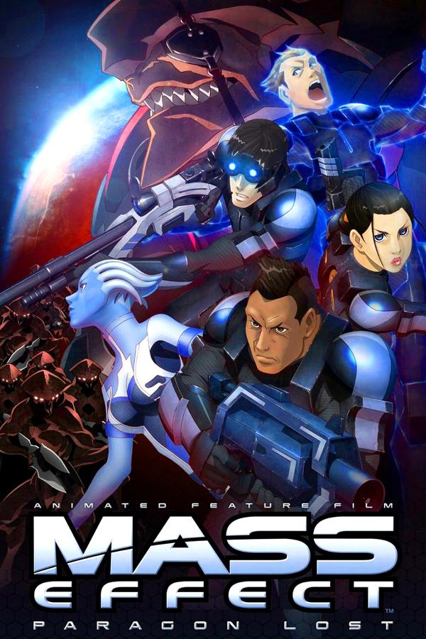 Mass Effect: Paragon Lost online