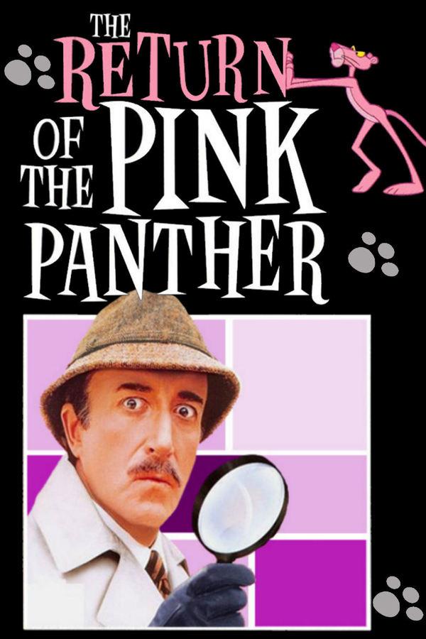Návrat Růžového pantera online