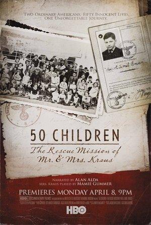 50 dětí: záchranná mise manželů Krausových online