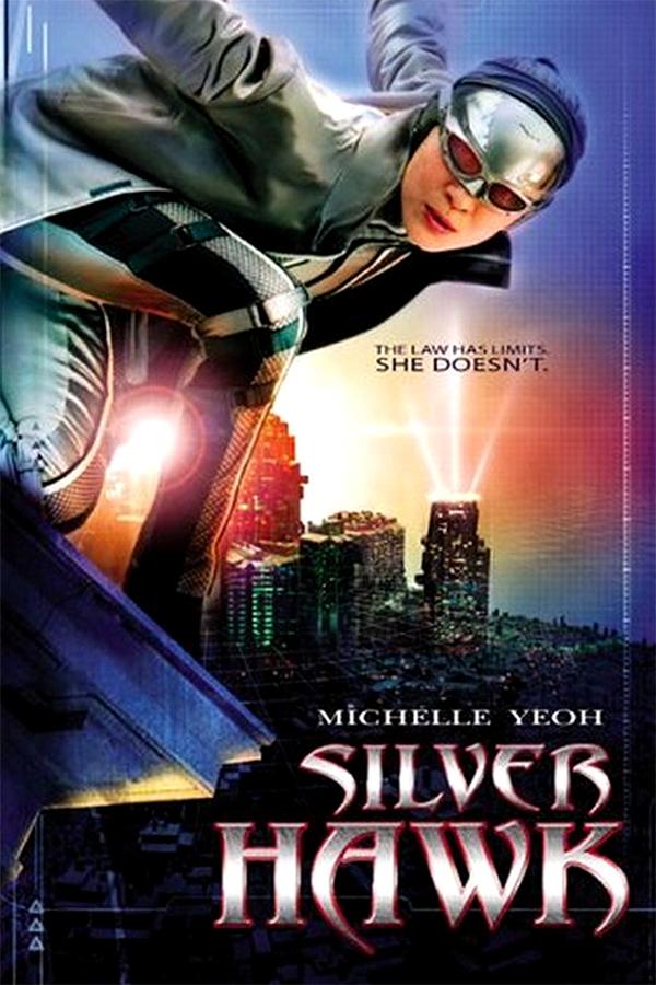 Silver Hawk: Maska spravedlnosti online
