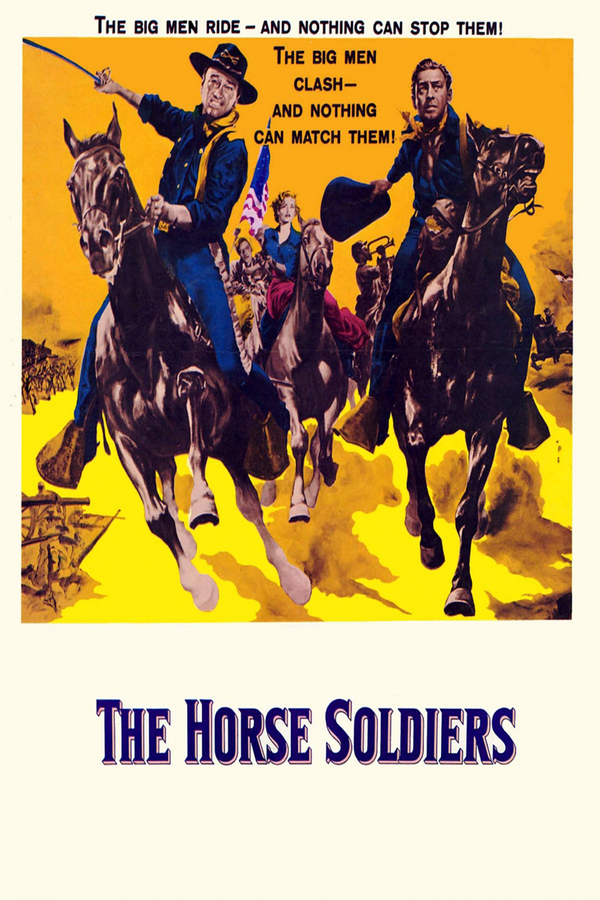 The Horse Soldiers online