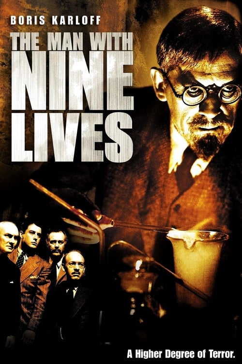 The Man with Nine Lives online