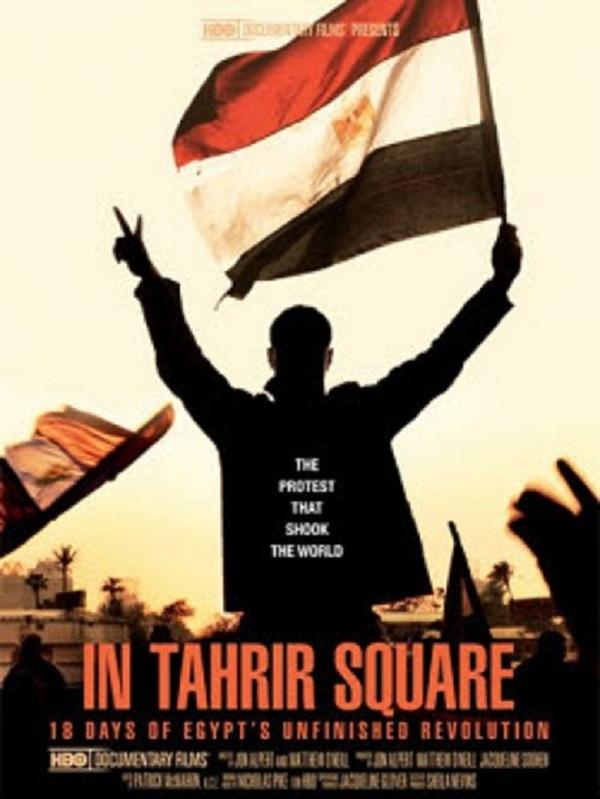 Náměstí Tahrír: Srdce egyptské revoluce online