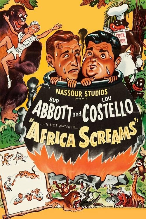 Abbott a Costello: Afrika volá online