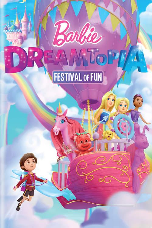 Barbie Dreamtopia: Slavnosti zábavy online