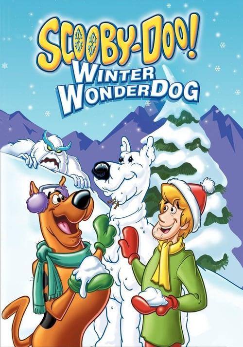 Scooby Doo: Zimní superpes online