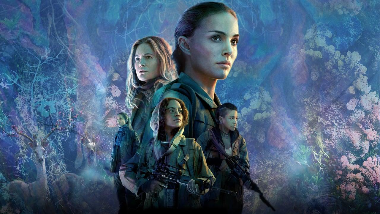 Anihilace aneb intelektuální sci-fi na komerčním Netflixu