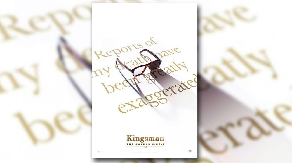 Kingsman: Zlatý kruh online
