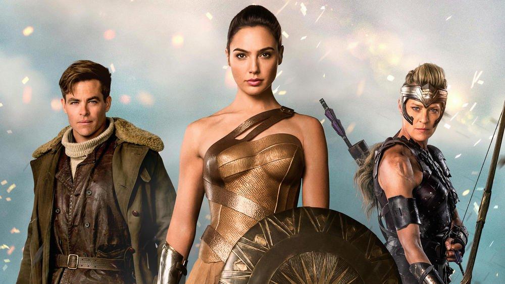 Wonder Woman online