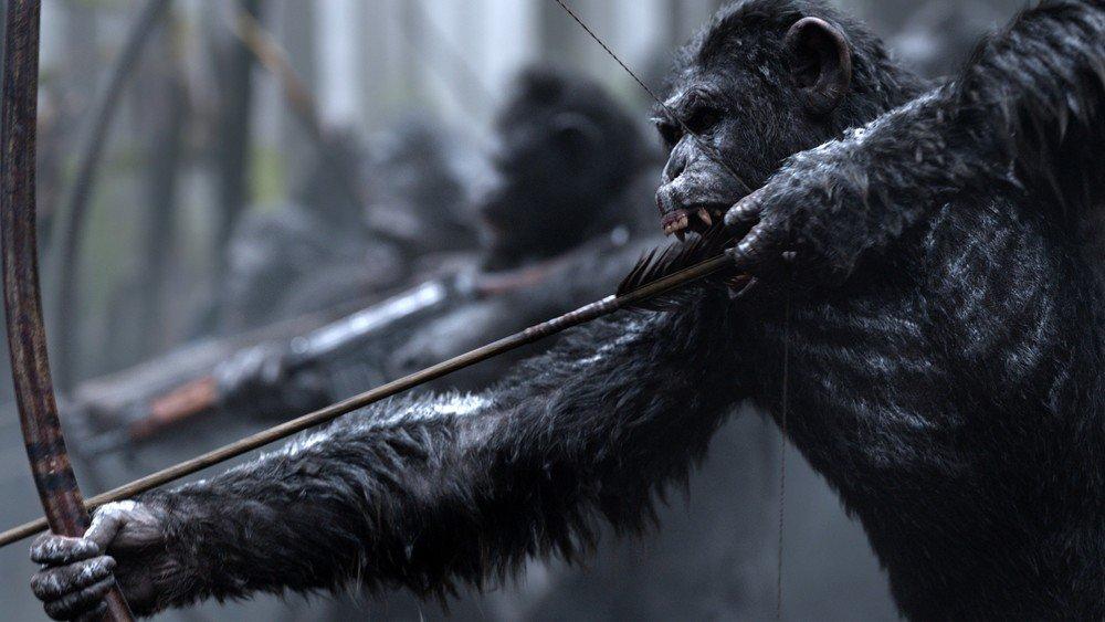 Válka o planetu opic online