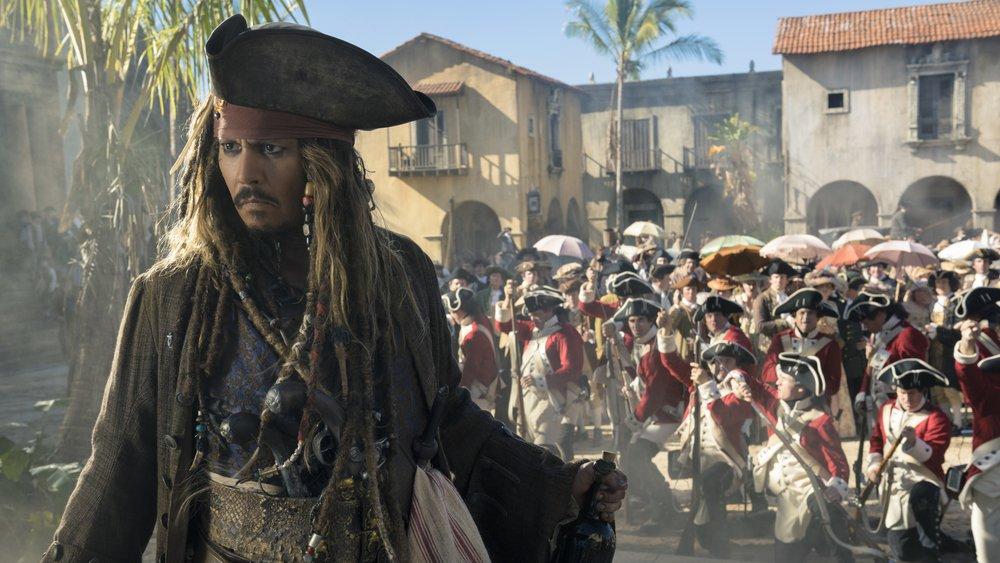 Jack Sparrow nedal šanci Wonder Woman
