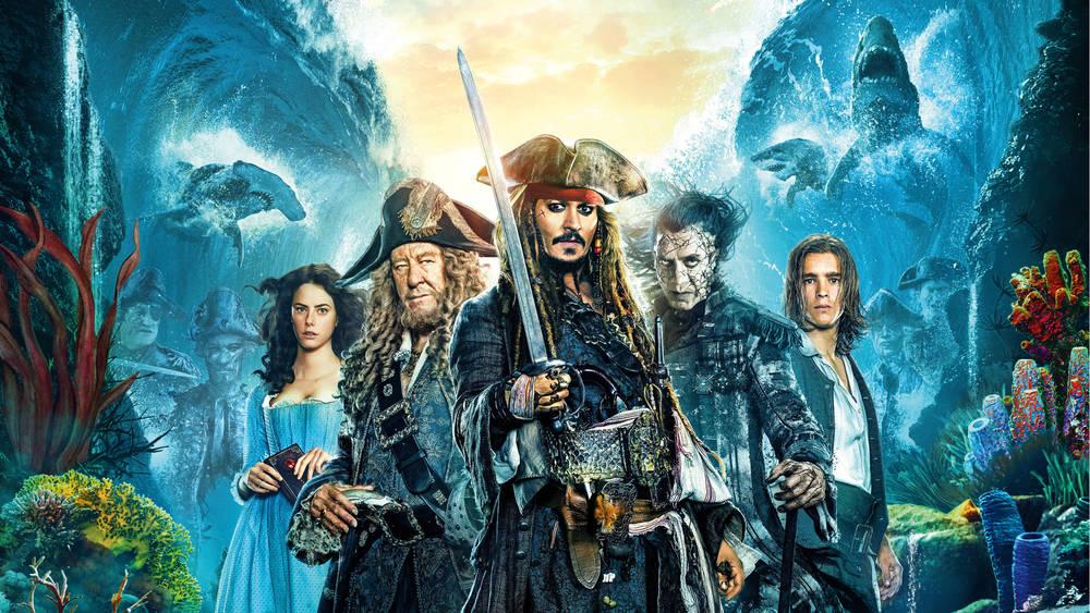 Piráti z Karibiku: Salazarova pomsta online