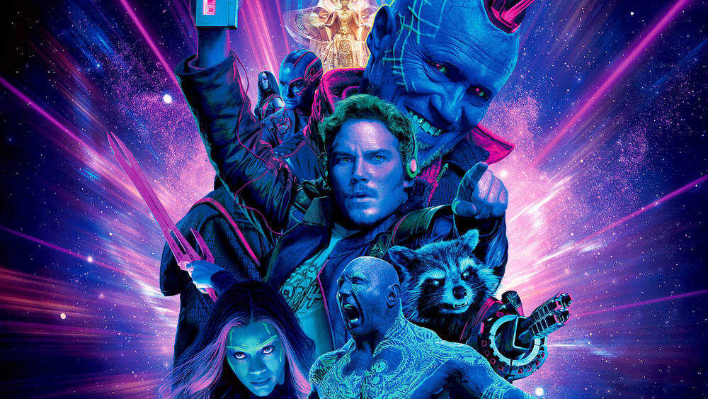 Strážci Galaxie Vol 2 online