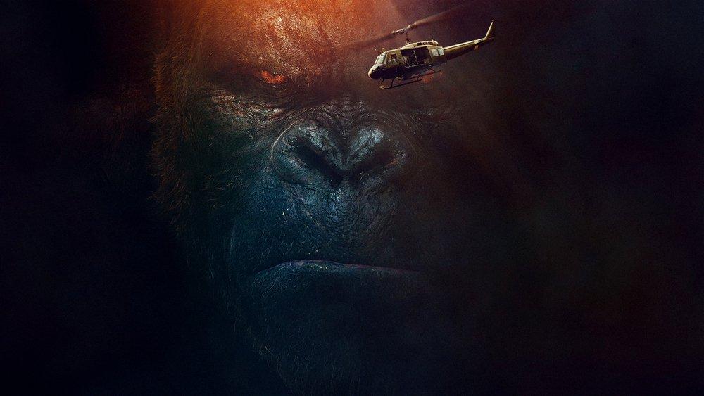 Kong: Ostrov lebek online