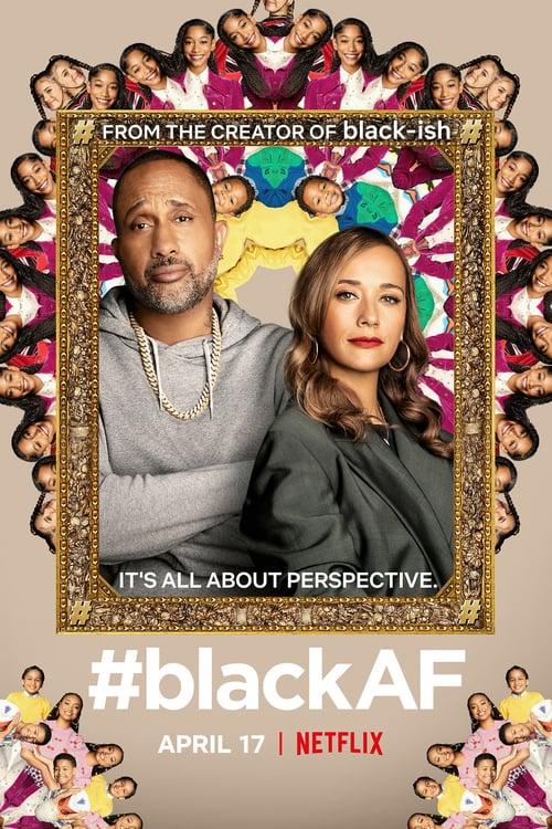 #BlackAF online