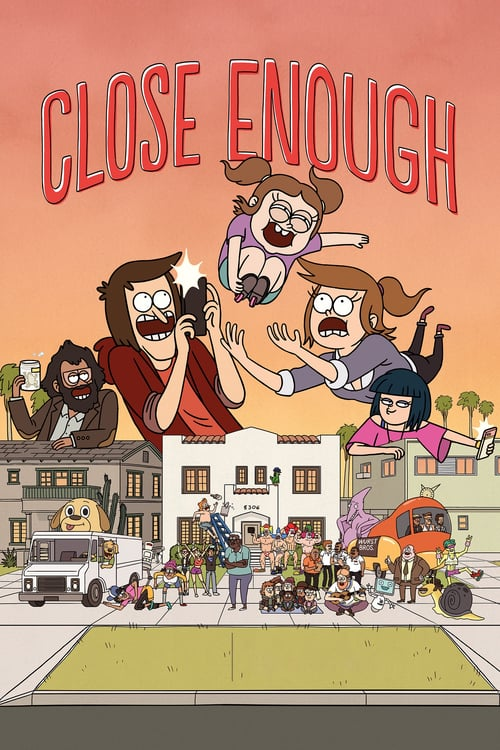 Close Enough: Tak nějak online