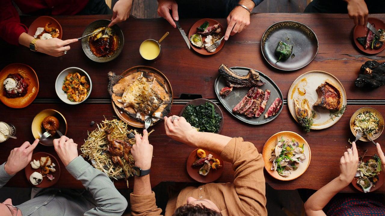Šéfkuchařův stůl: Grilování
