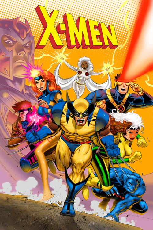 X-Men online