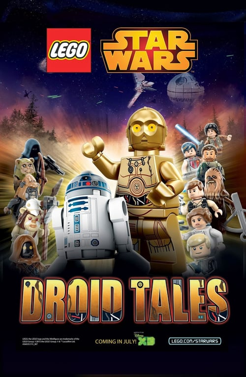 Lego Star Wars: Droid Tales online