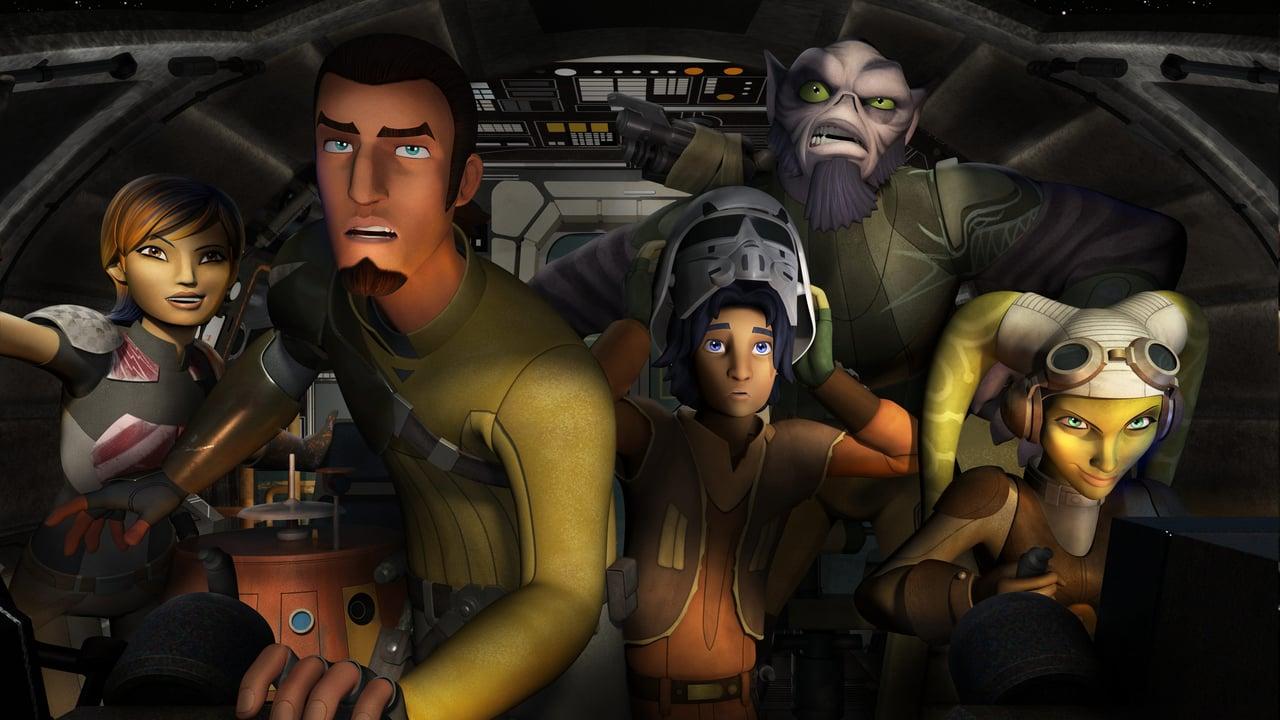 Star Wars Povstalci