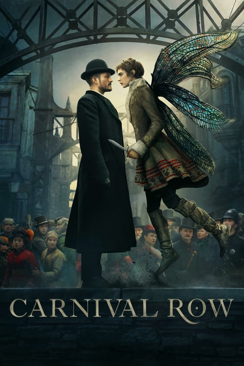 Carnival Row online