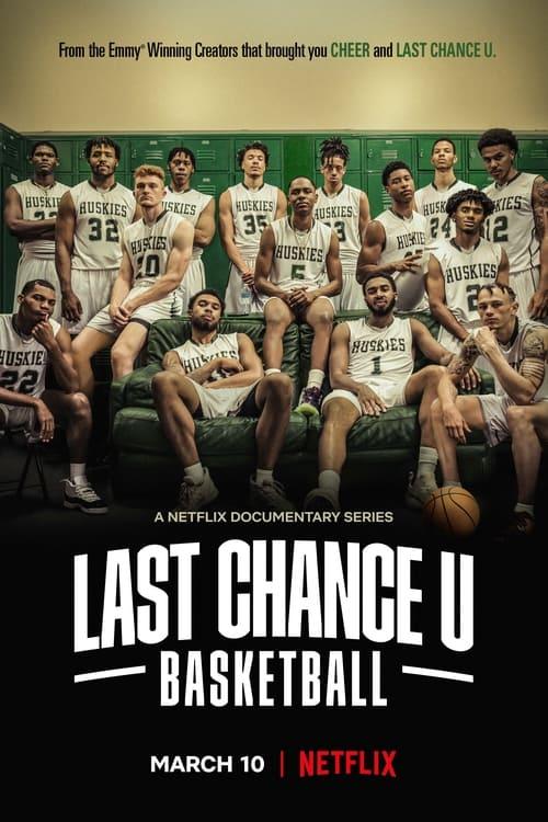 Univerzita poslední šance: Basketbal online