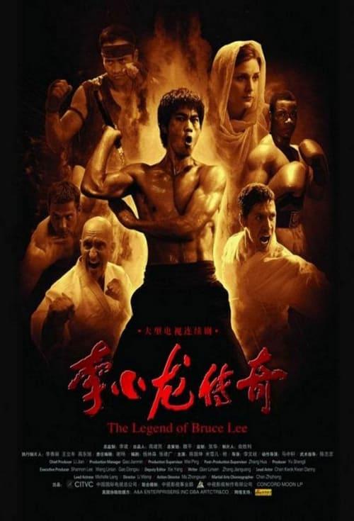 The Legend of Bruce Lee online