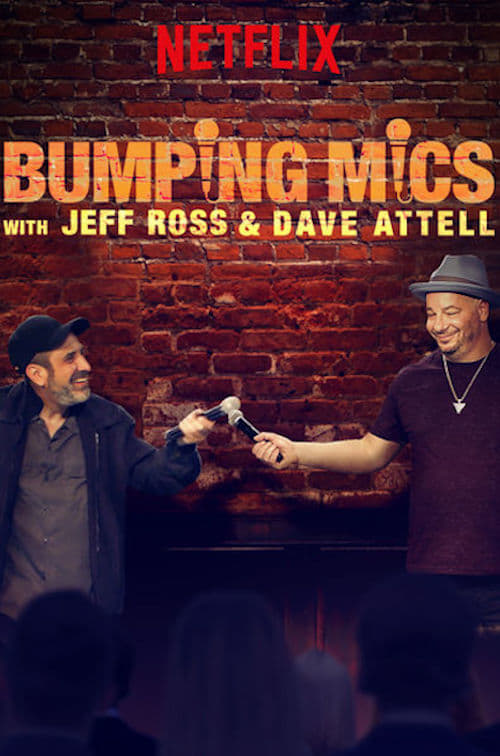 Bumping Mics with Jeff Ross and Dave Attell online