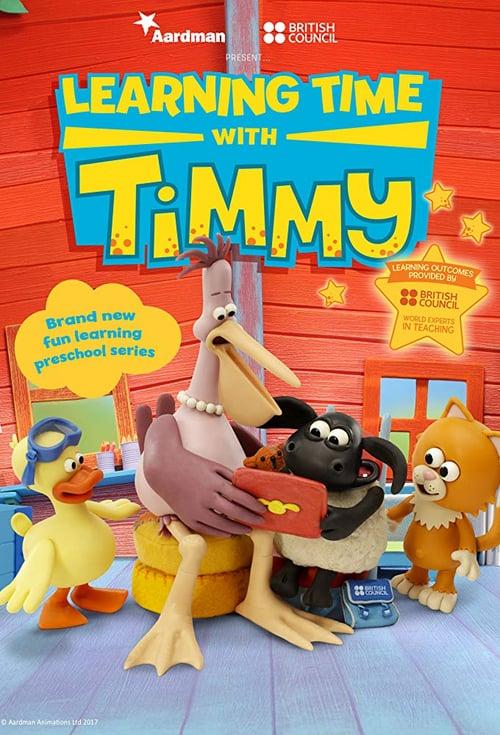 Učíme se s kamarádem Timmym online