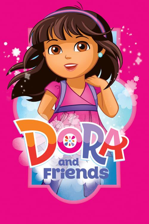 Dora a přátelé online