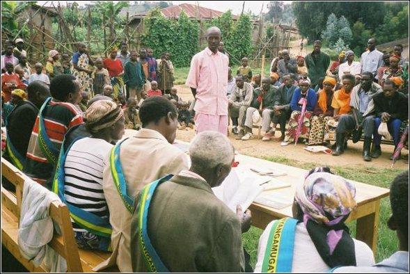 Rwanda: The Hills Speak Out online