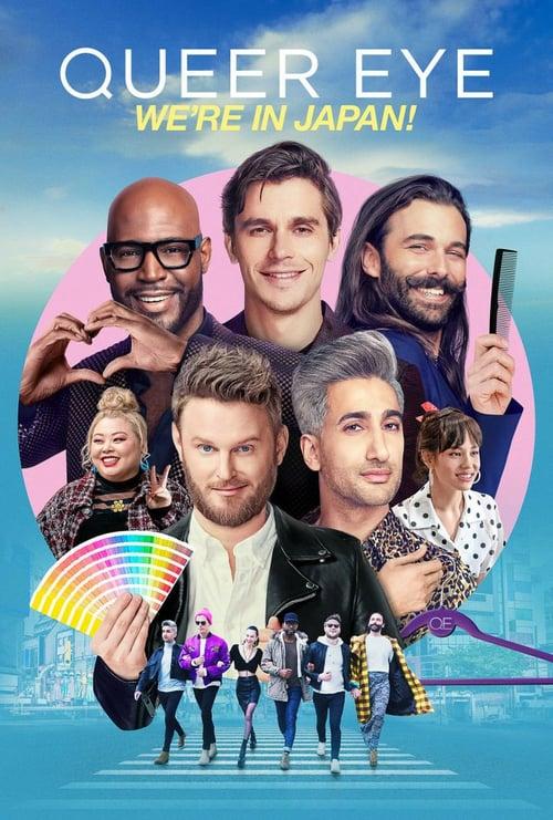 Queer Eye: Jsme v Japonsku! online