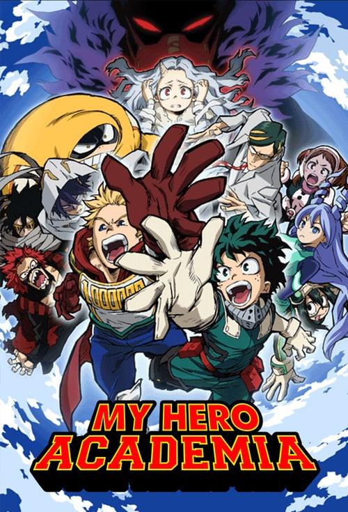 My Hero Academia online