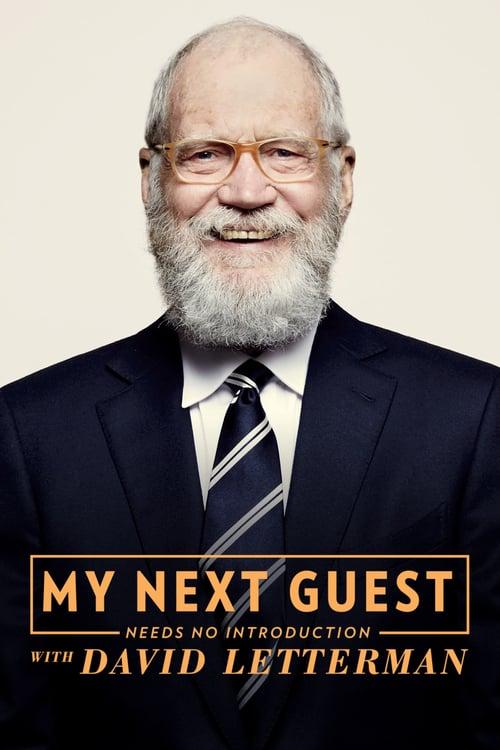 David Letterman: Mého dalšího hosta nemusím představovat online